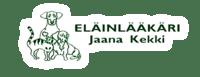 Eläinlääkäri Jaana Kekki logo