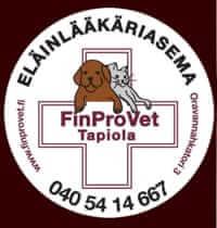 FinProVet Oy logo