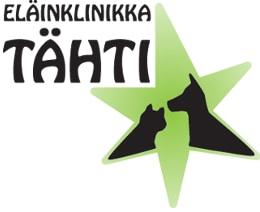 Eläinklinikka Tähti logo