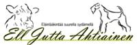 Eläinlääkäri Jutta Ahtiainen logo
