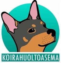 Koirahuoltoasema logo