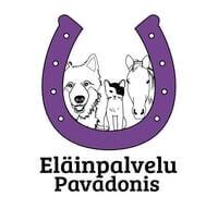 Eläinpalvelu Pavadonis logo
