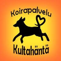 Koirapalvelu Kultahäntä logo
